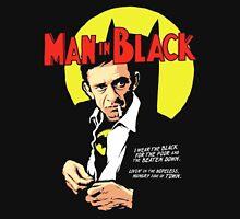 Man In Black Suit Unisex T-Shirt