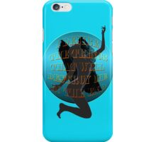 I desire the things that will destroy me in the end. iPhone Case/Skin