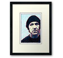 Elliott Smith Framed Print