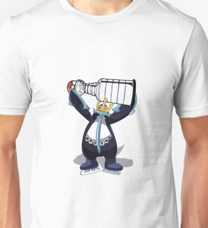 Empoleon Lifting The Cup Unisex T-Shirt