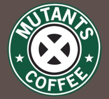 Mutants coffee Kids Clothes