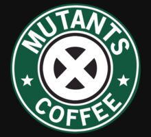 Mutants coffee by lenz30