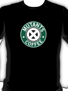 Mutants coffee T-Shirt