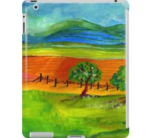 The countryside iPad Case/Skin