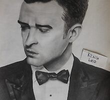Justin Timberlake by King Leo