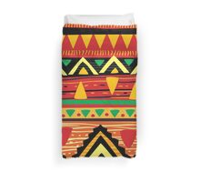 Native Ethnic Tribal Pattern Duvet Cover