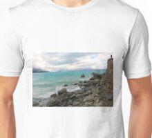 Lake Pukaki view Unisex T-Shirt