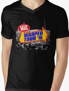 Warped Tour Festival music 2016 Mens V-Neck T-Shirt