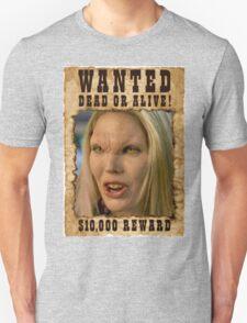 Buffy Harmony Wanted 1 Unisex T-Shirt