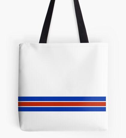 New York Away Leggings Tote Bag