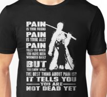 One Piece - It Tells You You Are Not Dead Yet Unisex T-Shirt