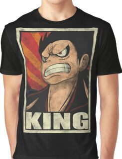 One Piece - King Graphic T-Shirt