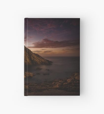 Sugarloaf Rock Sunset - Western Australia Hardcover Journal