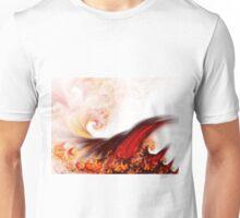 Flow - Abstract Fractal Artwork Unisex T-Shirt