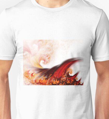 Flow - Abstract Fractal Artwork T-Shirt