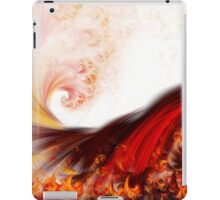 Flow - Abstract Fractal Artwork iPad Case/Skin