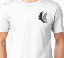 Bunny Shadow Puppet Unisex T-Shirt