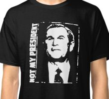 Anti Bush Classic T-Shirt