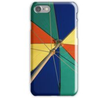 A Leisure at a Beach iPhone Case/Skin
