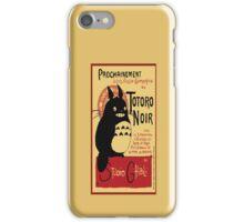 Happy Totoro Studio Ghiibi iPhone Case/Skin