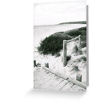 Bunker Bay, Western Australia Greeting Card