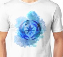 Vallite Royal Crest Watercolor Unisex T-Shirt