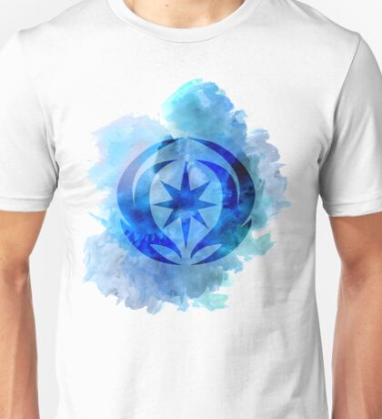 Vallite Royal Crest Watercolor Unisex T-Shirt