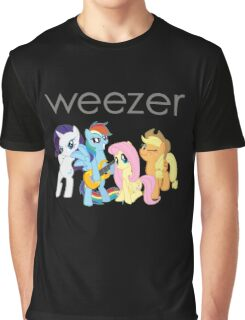 My Little Weezer Graphic T-Shirt