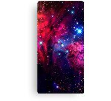 Beautiful Galaxy Nebula Canvas Print