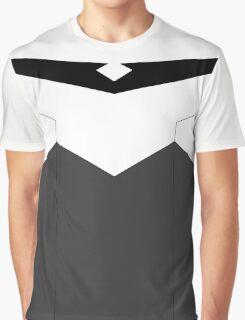 Paladin Armor - Black Graphic T-Shirt