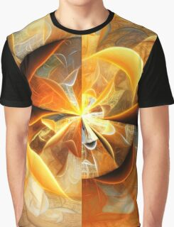 Smiles - Abstract Fractal Artwork Graphic T-Shirt