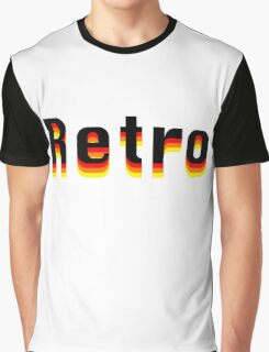 Retro Graphic T-Shirt