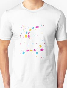 Pattern with jelly bears T-Shirt