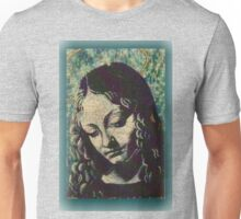 Madonna of the Rocks.   Unisex T-Shirt