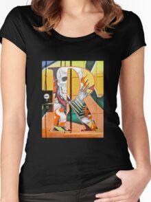 Urban Alphabet R Women's Fitted Scoop T-Shirt