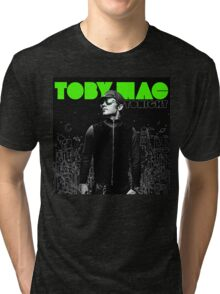 TOBY MAC TONIGHT Tri-blend T-Shirt