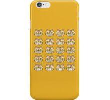 cute ghibli face iPhone Case/Skin