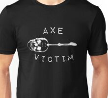 Axe Victim Logo Unisex T-Shirt