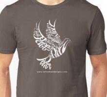 White Dove of Peace  Unisex T-Shirt