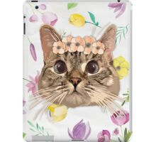 Chubby Cat iPad Case/Skin