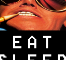 EAT, SLEEP, RAVE, REPEAT (version 2) Sticker
