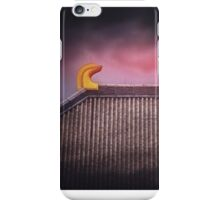 Japanese temple roof iPhone Case/Skin