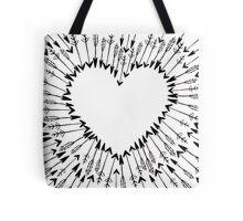 Arrow Love Tote Bag