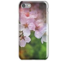 Spring beauty iPhone Case/Skin