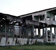 old stadium by bayu harsa