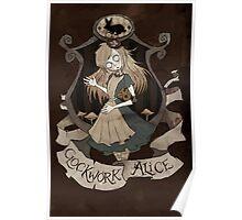 Clockwork Alice Poster