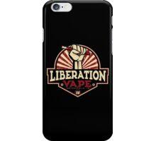 Liberation Vape Indianapolis iPhone Case/Skin