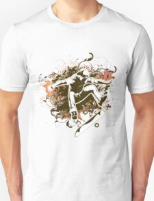The windsurf boy Unisex T-Shirt