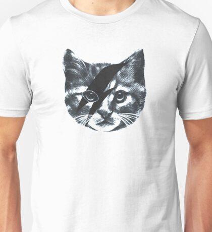 Stardust Cat face Unisex T-Shirt