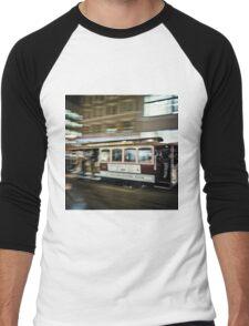 San Francisco Men's Baseball ¾ T-Shirt